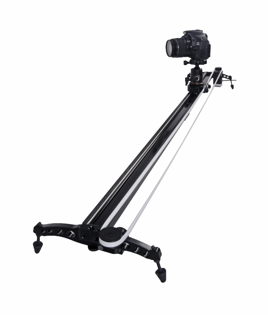 Commlite cs ebsl120cm motorized camera slider motor Motorized video slider