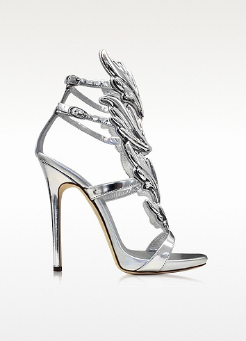 Silver Heels For Sale | Tsaa Heel