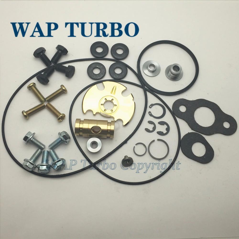 FREE SHIPPING Turbocharger repair kit for Garrett turbo GT15 GT17 GT18 GT20 GT22 GT25 Turbo rebuild / repair service kit(China (Mainland))