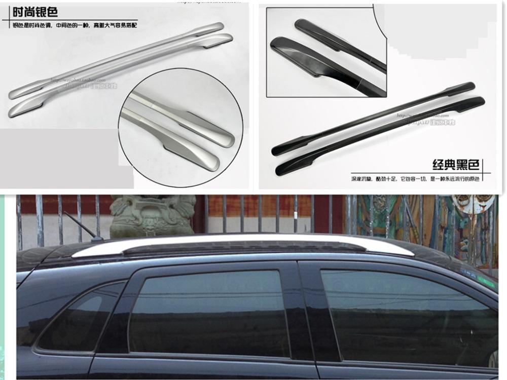 Roof Rack Luggage rack Roof Racks For Mitsubishi ASX 2013.2014.2015.2016 Brand new Aluminum Paste installation(China (Mainland))