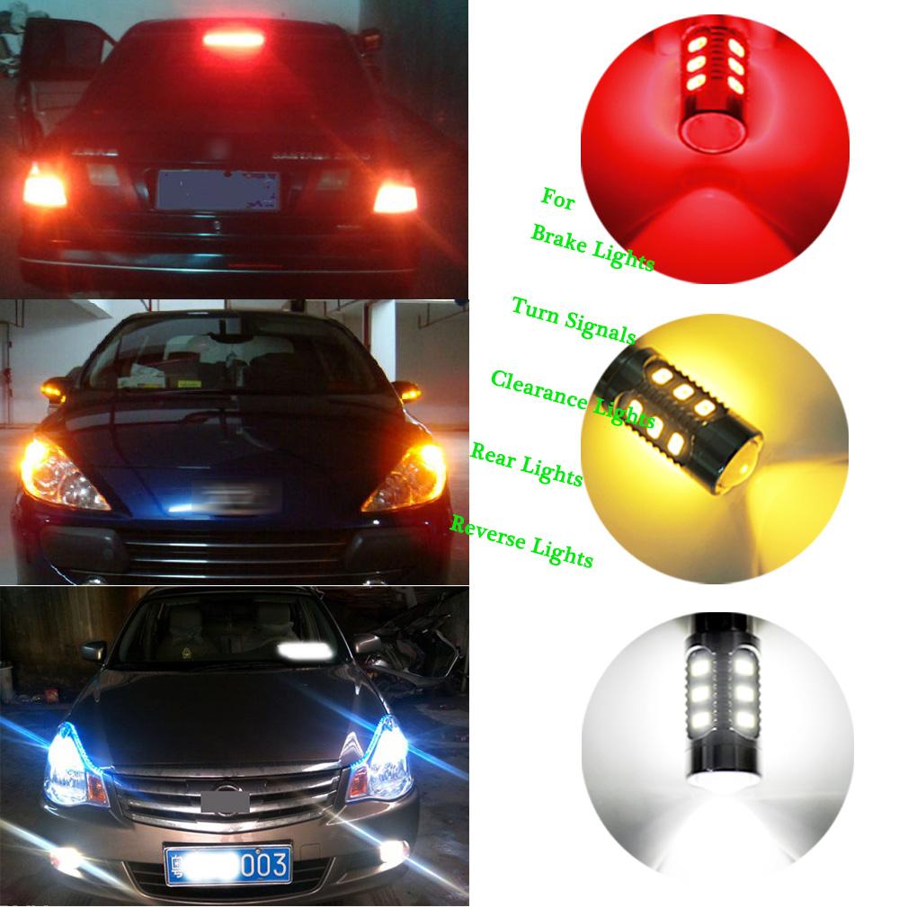 Установка светодиодных ламп на автомобиль своими руками