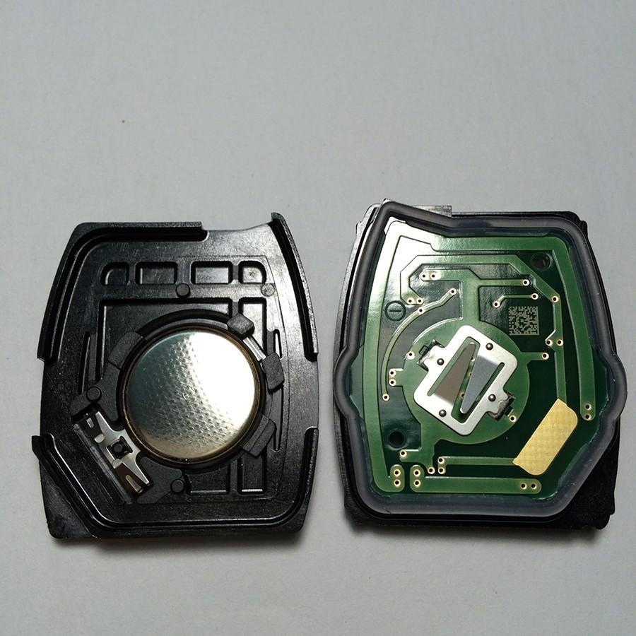 Купить Оптовая продажа 2 кнопки радиобрелока для Honda CRV соглашение 433 мГц ID46 чип нерасщепленной подходят для 2008 - 2012 модели высокое качество