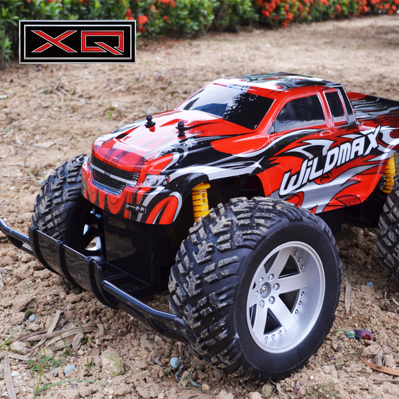 XQ 1:10 Rc car Scale models Remote control gasoline car Carro de controle remoto Toy rc drift cars Coche rc Hurricane speed car(China (Mainland))