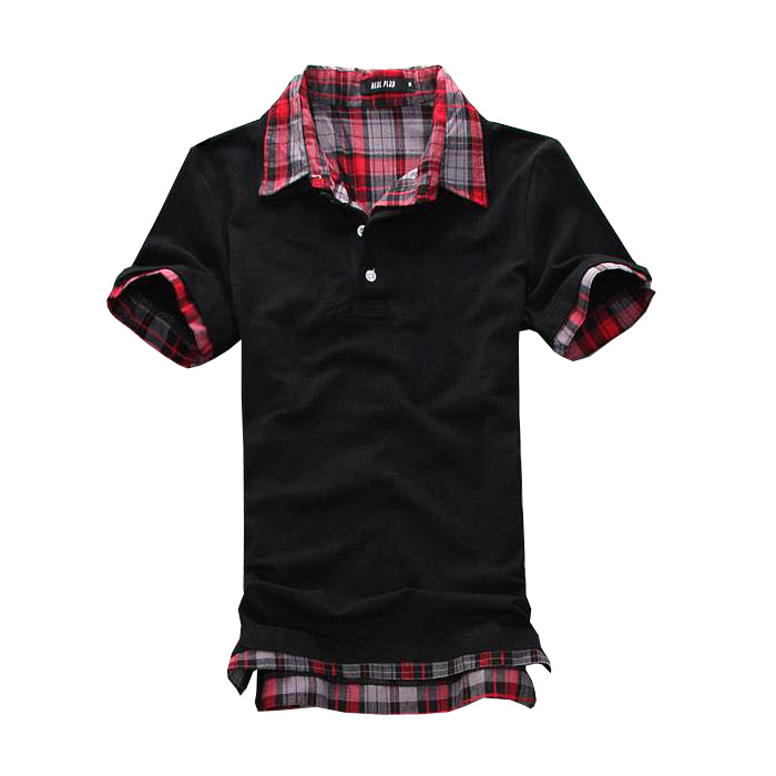 Free Shipping New Style Retail Men 39 S Short Sleeve T Shirt