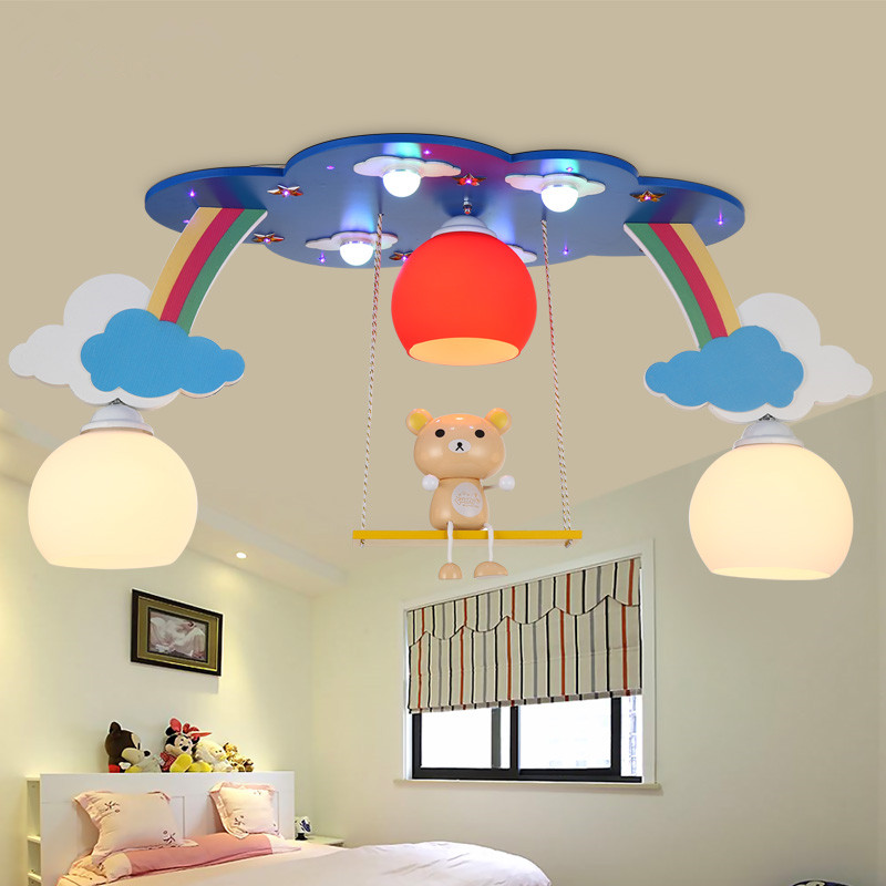 Popular baby ceiling light buy cheap baby ceiling light for Boys bedroom light fixtures