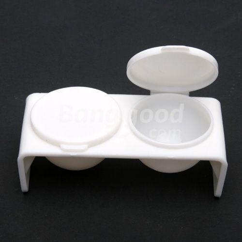 trad Double Lips Dappen Dish Nail Acrylic Liquid Powder(China (Mainland))