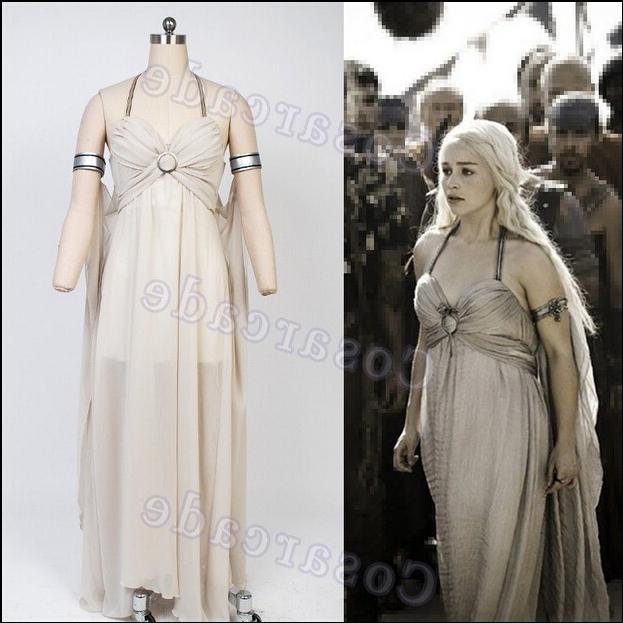 Game Of Thrones Costumes Daenerys Daenerys Targaryen Hal...