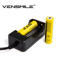 4 Pcs/set 18650 Battery 3.7V Li-ion Batteria litio 9800mah 18650 Rechargeable Battery For Electronic Cigarette LED Flashlight(China (Mainland))
