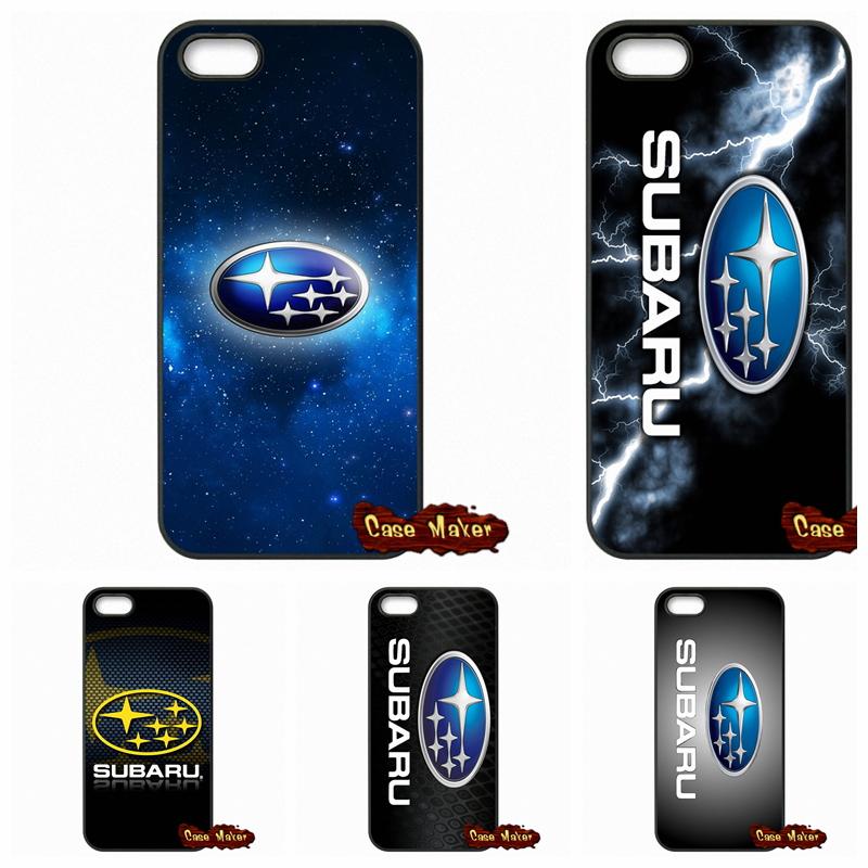 Subaru Logo Car Phone Cases Cover For Samsung Galaxy Core prime Grand prime ACE 2 3 4 4G E5 E7 Alpha(China (Mainland))
