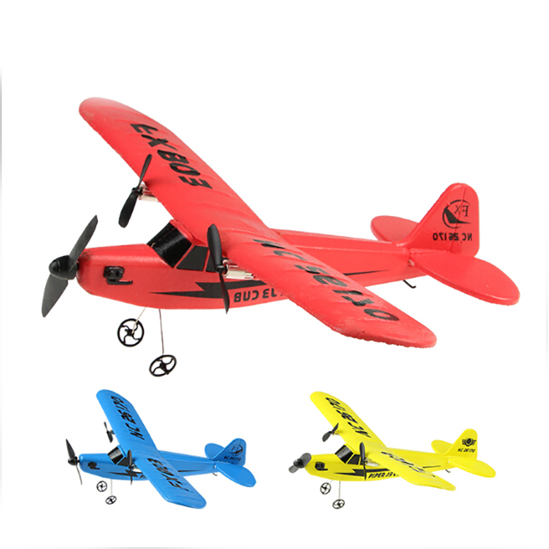 New Aircraft HL-803 Helicopter Plane Glider EPP Material Remote Control Air plane HL803 2CH 2.4G RC Model Toy(China (Mainland))