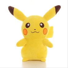 30cm Pikachu Plush Toys High Quality Cute Anime Plush Toys Children's Gift Toy Kids Cartoon Peluche Pikachu Plush Doll Pokemon
