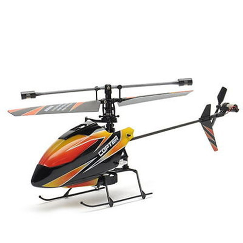 Upgraded WLtoys V911 4CH Single Blade 2.4GHz GYRO Radio Remote Control RC RC Helicopter(China (Mainland))