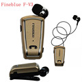 FineBlue F920 Wireless auriculares driver Bluetooth Headset Calls Remind Vibration Wear Clip Sports Running Earphone for Phone