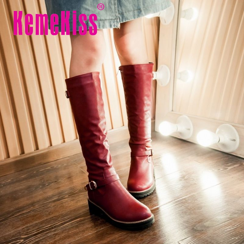 women round toe flat over knee boot glitter winter warm knight long boot fashion Zapatos Mujer footwear shoes P21582 size 33-43<br><br>Aliexpress