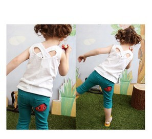 free shipping! hot selling !girls Tights children pant , Cotton children tights ,5pcs/lot size 100-140