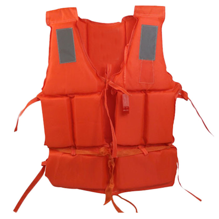 Hot Marketing Foam Lifejacket With a Whistle Swimwear Adult Inflatable Boat Designed Reservoir June11(China (Mainland))
