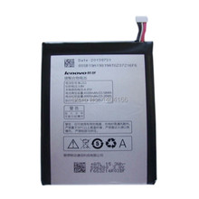 Free shipping High-quality Disassemble the original 4100mAh Phone Battery BL211 For Lenovo P780