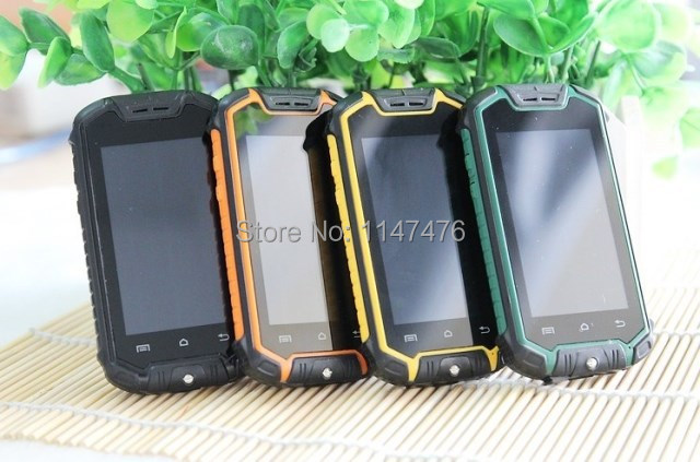 NEW Super Mini Android Phone 2.5 Inch Z18 MTK6572 Dual Core Dual Sim Shockproof Dustproof Cheap Outdoor Smart Mobile Phone(China (Mainland))