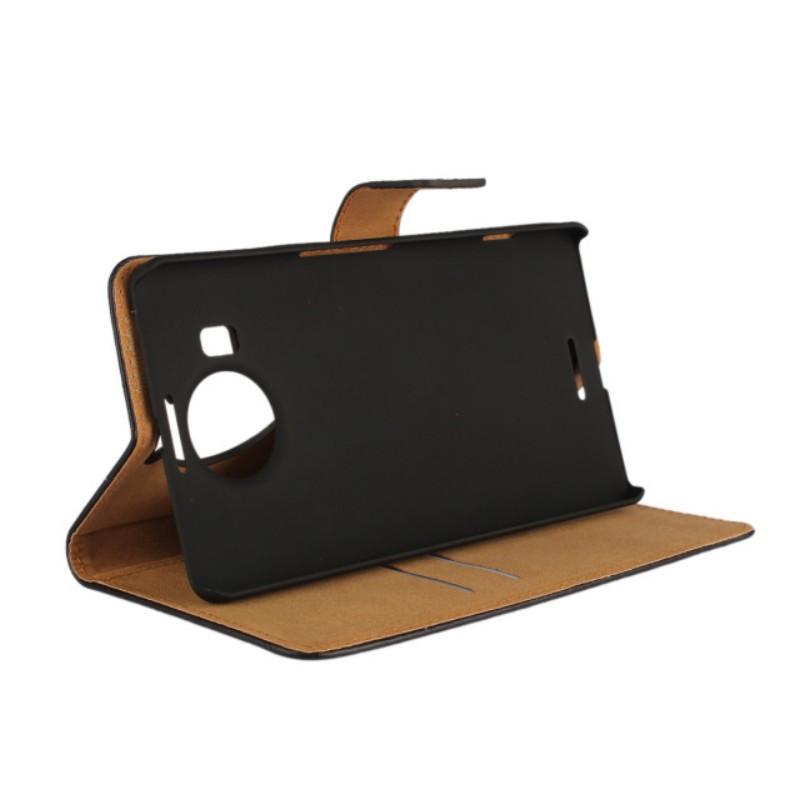 Lumia 950 XL Genuine Wallet Case (3)