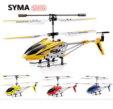 Genuine Syma S107/ S107G 3CH Infrared RC Helicopter GYRO and RTF remote control toy