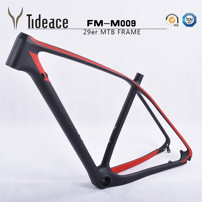 27.5 chinese carbon frames 2016 carbon mtb frame 29er bicicletas mountain bike 29 to match 27.2 seatpost used racing bikes(China (Mainland))