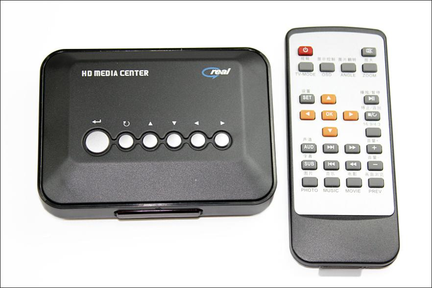 20pcs/lot Multimedia TV box HDD Media Player Video players Support HD drive USB SD MMC card free shipping(China (Mainland))