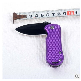 HOT SALE!!!2015 new boutique key knives multifunction knife outdoor camping hunting knife fruit knife random colors(China (Mainland))