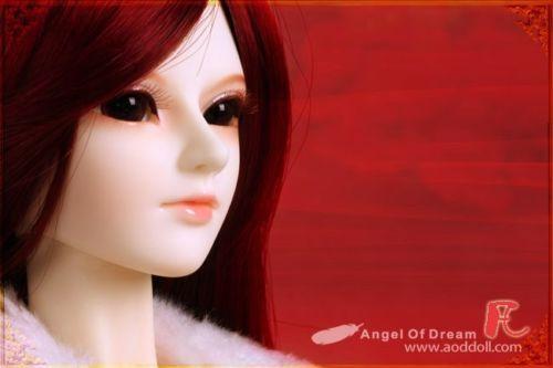 [wamami] AOD 1/3 BJD Dollfie Girl Set* FREE FACE UP/EYES/~Fan<br><br>Aliexpress