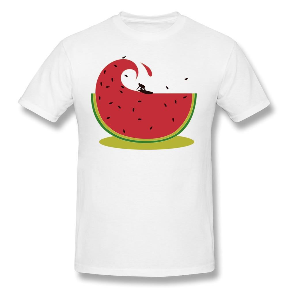 Shirt design gildan - Custom Gildan Mans T Shirt Melon Splash Funny Picture Man T Shirts 2014