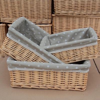 Online kaufen gro handel rechteck weidenk rbe aus china rechteck weidenk rbe gro h ndler - Mandje doek doek ...
