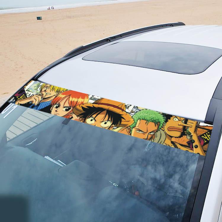 135x21cm one piece Car Sticker Reflective Car Decal On Rear Windshield car body car styling wholesale Free shipping<br><br>Aliexpress
