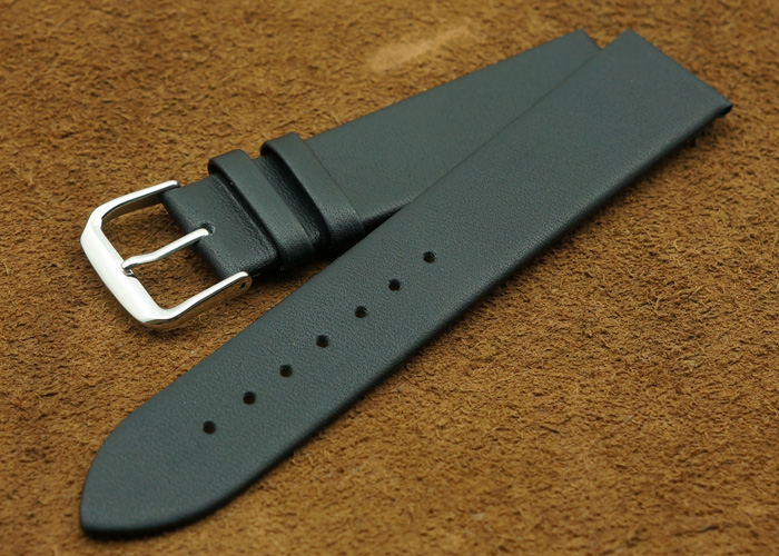 MAIKES Genuine leather watch band for thin fashion men&women watch strap 18mm 20mm 22mm quartz watchband