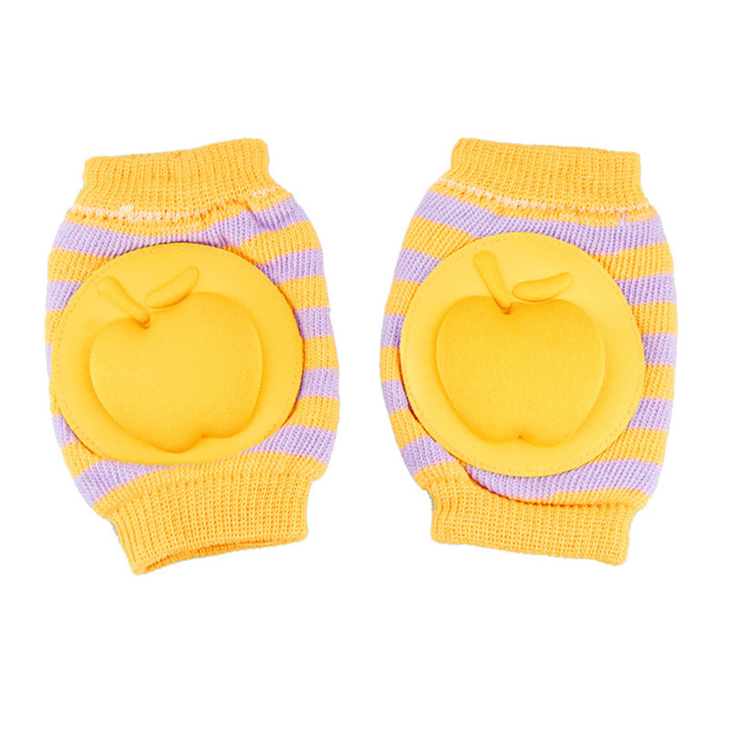 A Stylish High quality kid baby Crawling protective kneelet mesh elbow guard kneepads wrist guard kneeboss