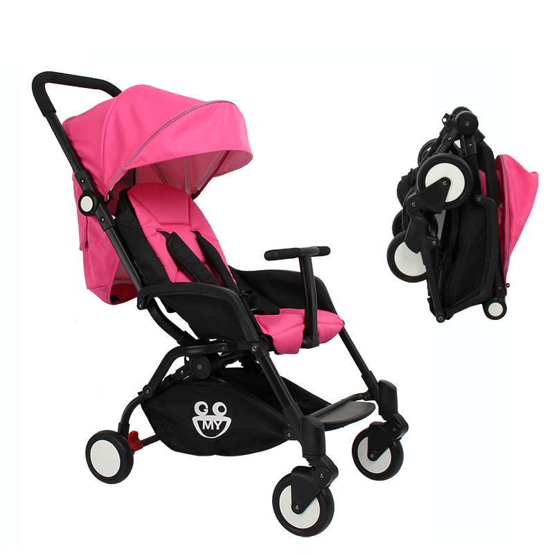 Brand Lightweight Baby Stroller Folding Baby Carriage Portable Pushchair Bording Travel Pram Style Like Babyzen YOYO YOYA<br><br>Aliexpress
