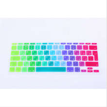 UK Arabic Letter Alphabet Soft Silicone Persian Keyboard Protector Flim Keypad Cover Skin for apple MacBook Air 11.6 Inch 11″