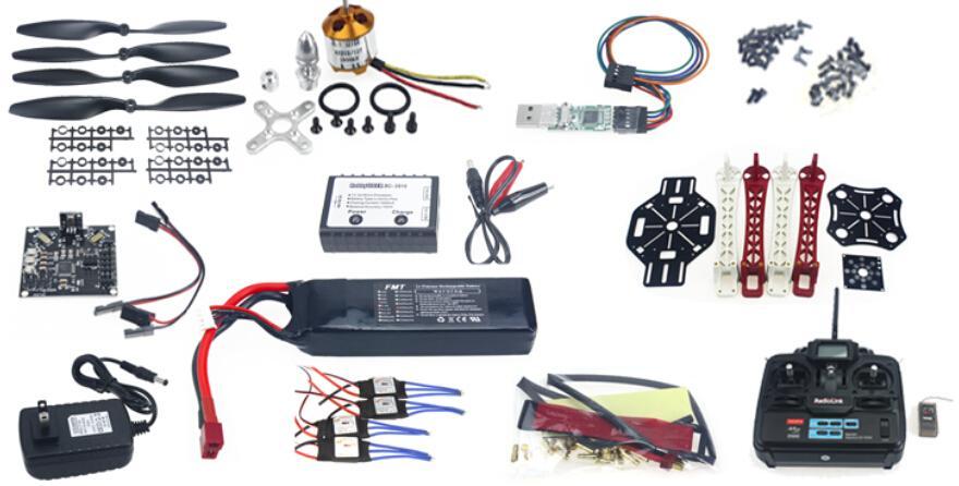 RC MultiCopter QuadCopter UFO RTF/ARF:KK V2.3 Circuit board+1000KV Motor+30A ESC+Lipo+F450 Flamewheel+6ch TX&amp;RX F02502-A <br><br>Aliexpress