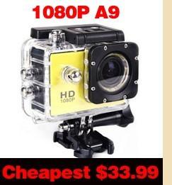 Flexible Middle Sponge Tripod For Action Camera Accessories Gopro Hero 3/4/3+ Extreme Sport Cam For Xiaomi Yi SJ4000 Wifi SJ5000