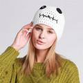 New Winter top ball Hats For Women Scarf Cap Set Warm Beanies tassels solid Bonnet Femme WWD31