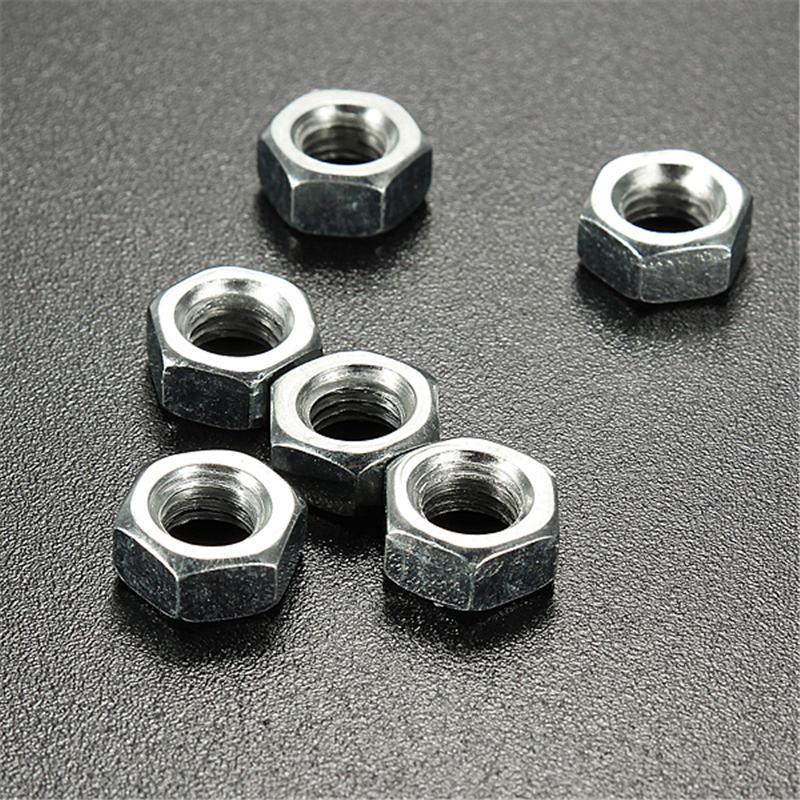 Best promotion mm pcs silver galvanized carbon steel