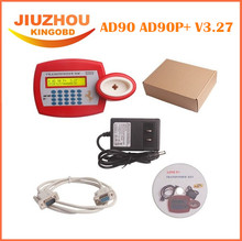 2016 New Auto Key Programmer AD90 AD90P+ Transponder Key Duplicator Plus V3.27 AD90 Transponder Key Programmer Free Shipping(China (Mainland))