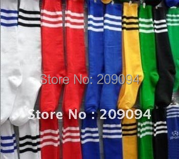 good quality Soccer socks, football socks, stockings for student Promotion! Manchester home team Soccer football socks stockings