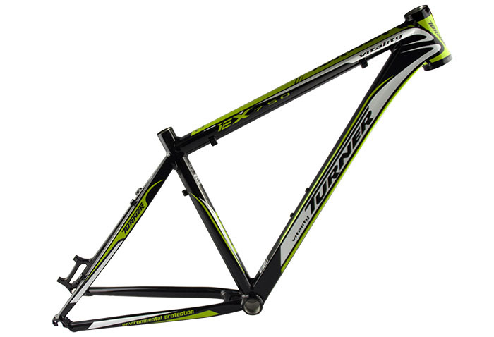 """TURNER alloy mountain bike frame size 17"""" cheap bicycle frame TURNER 750 including headset/seat clamp(China (Mainland))"""