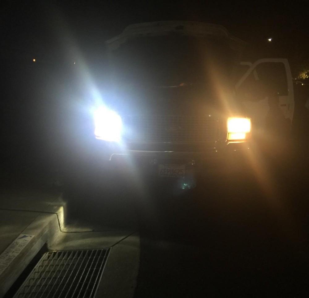 1 Set Led Headlight Kit H10 45W 4500LM Lumileds Chip LED Head light bulb White 6000K Car 9140 9145 PY20d Headlamp Led Fog Light