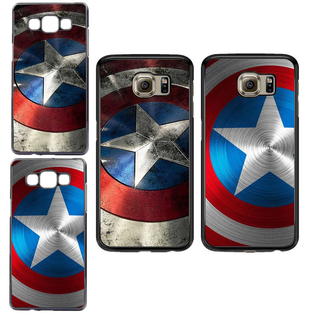 Captain America – Samsung cases