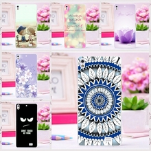 10 Patterns 3D Relief TPU Silicon Case For Fly IQ4516 Tornado Slim Octa Back Case Cover For FLY IQ 4516 Cell Phone Case Cover