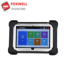 Foxwell GT80 Next Generation Diagnostic Platform Has Exactly Same Function as GT80 Plus Compatible with latest 2015/2016 models(Hong Kong)