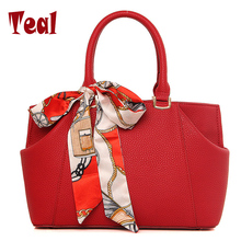 2016 new fashion Handbag Brand Bags bucket fashion fake designer bags large capacity Scarves bag handbag famous designer brand(China (Mainland))