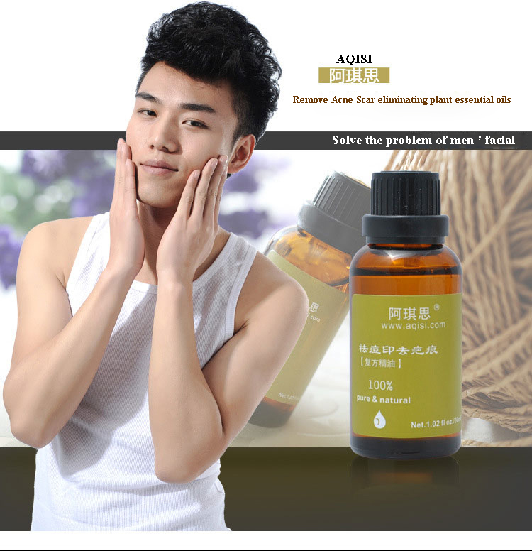 100% Natural Essential oil 30ml Essential Oils for Moisturize Whitening Hydrated Fade Wrinkles Facial Remove Acne Scars Oils(China (Mainland))