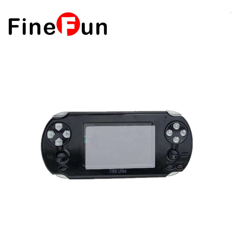2017 New 3.5inch Touch Screen WiFi android Game Console Support PSP Games Bulit In 4GB Memory Child's gift #A1369(China (Mainland))
