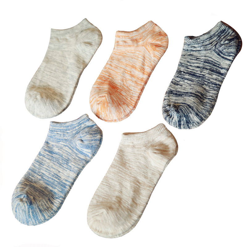 2015 Spring Men s Socks Cotton Harajuku Style Collision color Casual Men Shoes Summer Men Brand